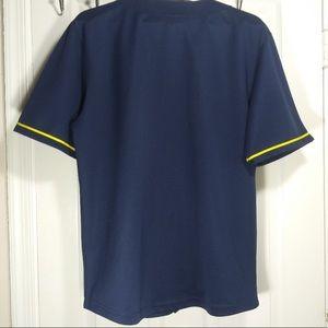 STARTER Other - Michigan Wolverine baseball jersey